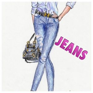 Denim - The following listings are all JEANS