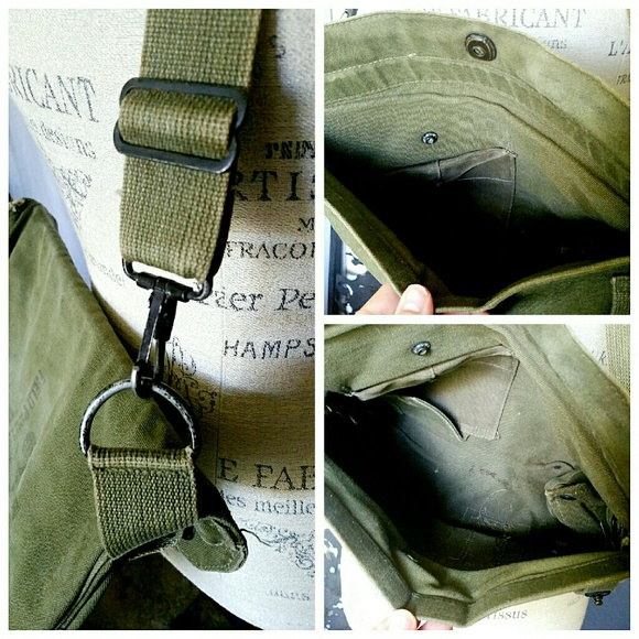 US ARMY Bags - |SALE|Vintage US Field Protective Mask Bag