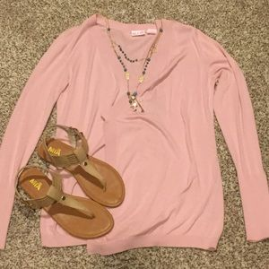 ALLOY Sweaters - Buttonless Wrap Cardigan💖
