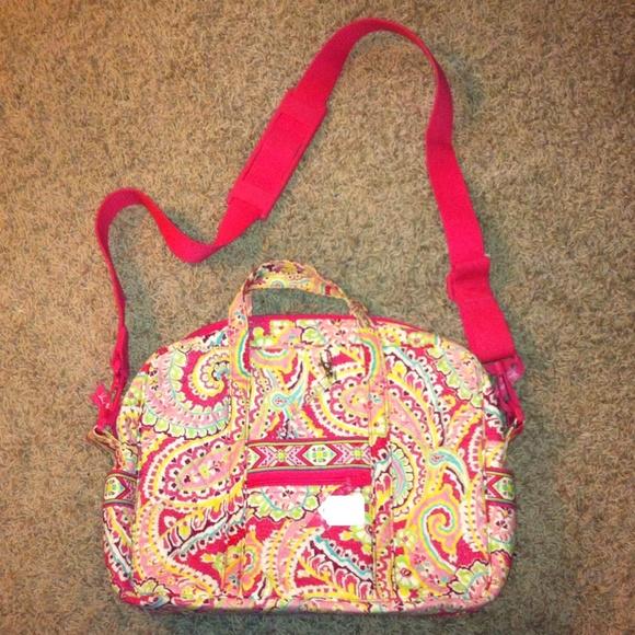 Beautiful Vera Bradley Messenger Bag Capri Melon. M 5713ae92522b45c6f9003c18 8fdee4ee9ea79
