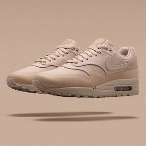 Nike Shoes - Nike Air Max 1 Patch Sand