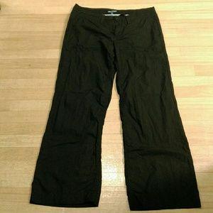 GAP Pants - GAP Dark Brown Flare Pants