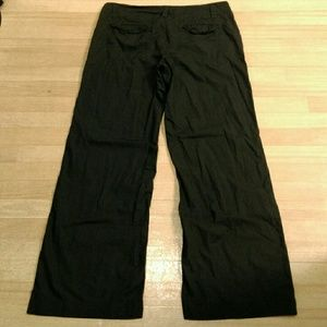 GAP Pants - GAP Dark Brown Flare Pants