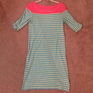 LILLY PULITZER striped dress