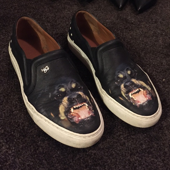 Givenchy Rottweiler Shoes Price