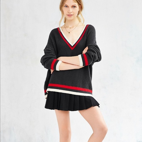 57% off Urban Outfitters Sweaters - BDG Oversized Boyfriend ...