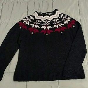 71Warm Sweater