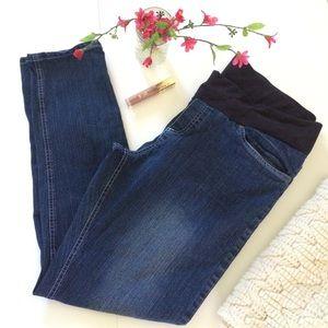 Oh! Mamma Denim - Maternity Skinny Jeans