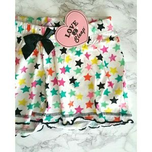 Bundle With a Tee for $20! 🌟 Star Lounge Shorts