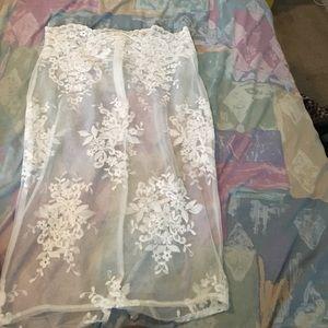 Manga Dresses & Skirts - Lace skirt