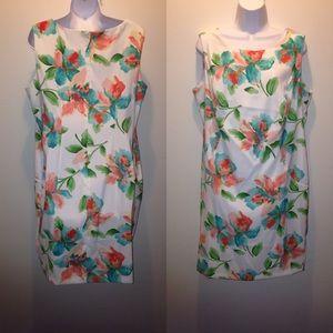 Alyx Dresses & Skirts - ⚜Lowest Price Alyx Floral Sheath Dress Plus Size