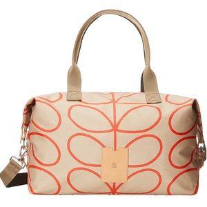 Orla Keily Handbags - Orla Kiely ETC Giant Linear Zip Holdall