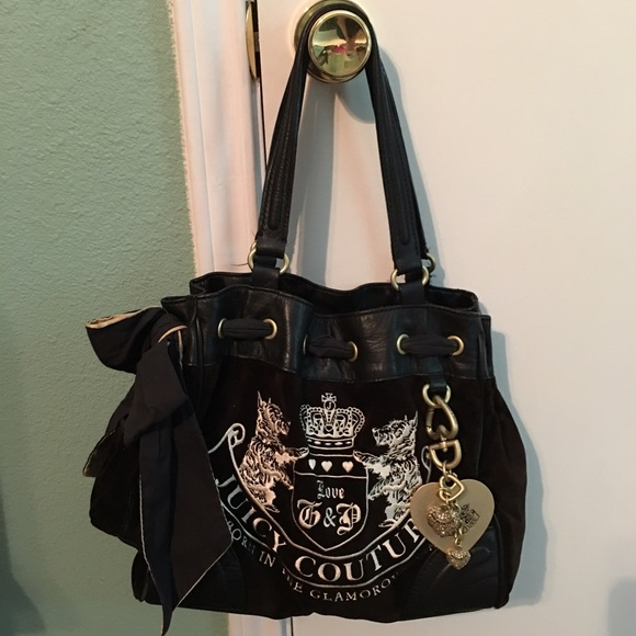 Juicy Couture Handbags - Price just reduced! Gently used Juicy Couture bag aed926df7615
