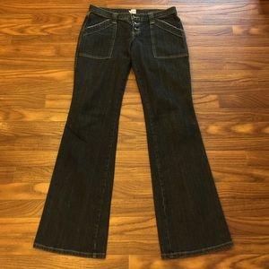 Joie Jeans Dark Gray wash