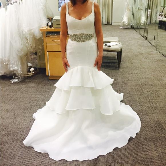 60 off zac posen dresses skirts zac posen wedding for Zac posen wedding dresses