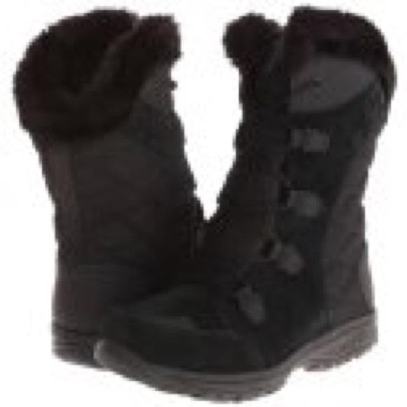 58 Off Columbia Shoes Columbia Women S Aspen Ridge Winter Boot From 741 S Closet On