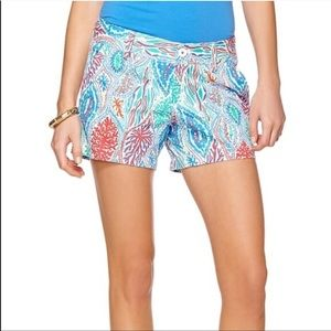 Lilly Pulitzer Pants - NWT Lets Minnow Lilly Pulitzer Shorts :)