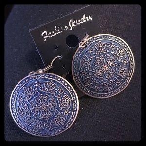 Jewelry - Coin earrings