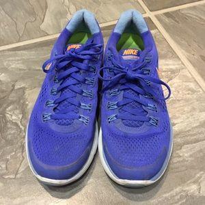 Nike Lunarglide Womens 8.5 3x50W