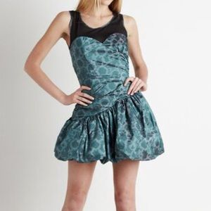 NWT Betsey Johnson Glam Party Dress Gorgeous!