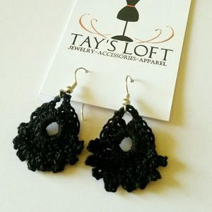 |SALE|Festival Ready BOHO Crochet Earrings