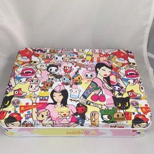 tokidoki Accessories - New Tokidoki collectible tin box - Sodashop design