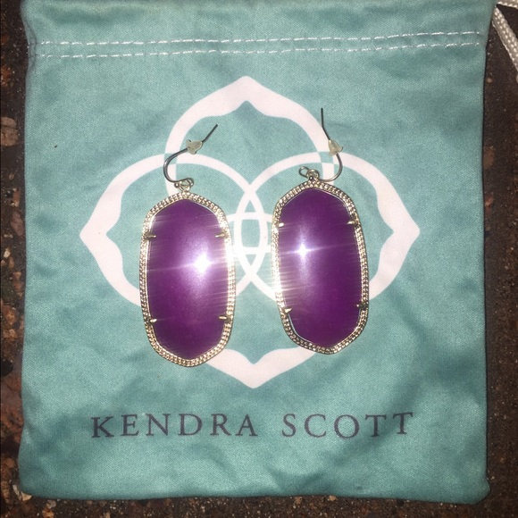 product earrings mint and gold danbury jade purple lavender lovely