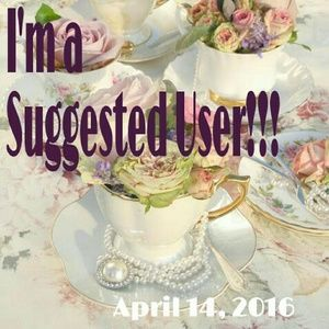 4/14/16 Other - I'm a SUGGESTED USER!! So Excited as of 4/14/16