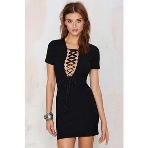 29 off dresses  skirts  nasty gal cobalt lace dress