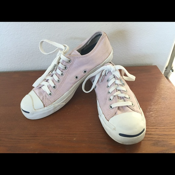 229b4f25fda2 Converse Shoes - Light Pink Jack Purcell Converse