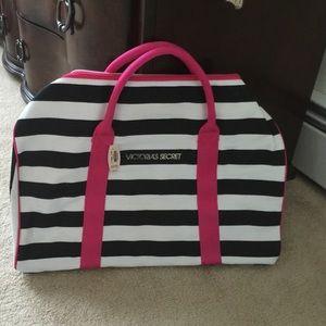 Large Victoria's Secret travel bag
