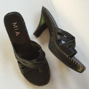 MIA Shoes - EUC Mia leather shoes