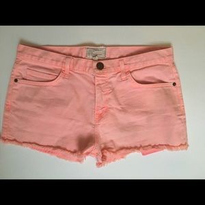 Current/Elliott boyfriend short size 28