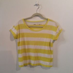 Madewell striped retreat tee
