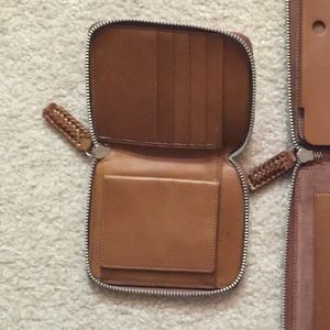 Cole Haan Bags - Cole Haan leather wallet