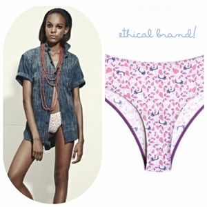 Empowered By You Other - 🌍 Flamingo Cheeky Panties Supporting Good Cause!