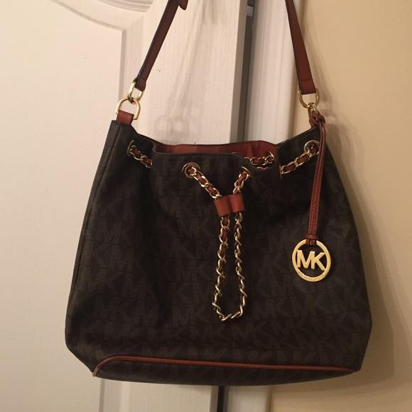 Used Michael Kors Handbags >> Michael Kors Bags Used Bag Poshmark