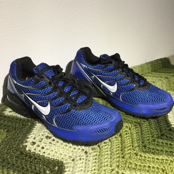 NIKE AIR MAX TORCH 4 game royal blue/black w12 m10