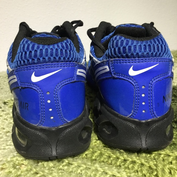 Los Zapatos De La Antorcha 4 De Formación De Air Max Nike Hombres 0J85B