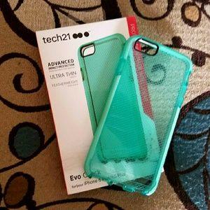 reputable site f4f40 1f601 IPhone 6 + Tech 21 case