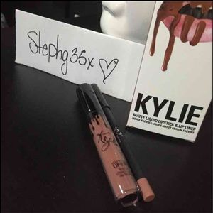 Kylie Lip Kit Z Dolce K