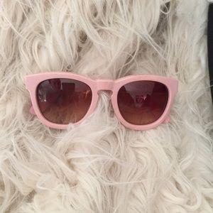 1134d5e50f9b Wildfox Accessories - WILDFOX Juliet Sunglasses (pink!)