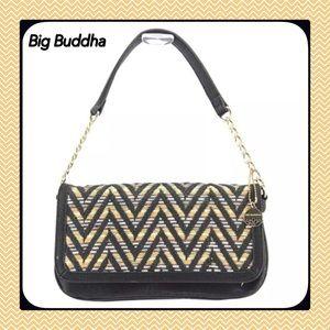 Big Buddha Handbags - NWT BIG BUDDHA HOBO BAG IN BLACK