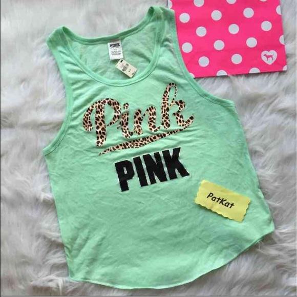 018b3126a8cde PINK Victoria s Secret Tops