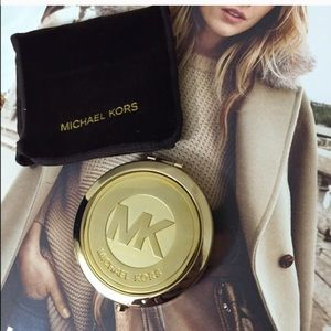 Brand New Michael Kors Compact Mirror