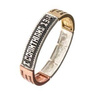 🆕 Stretchy Corinthians Bracelet