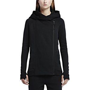 Medium Black Nike Tech Fleece Cape