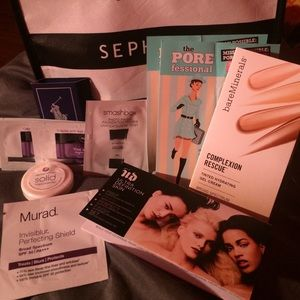 Other - Lot of deluxe samples: benefit, bb, polo...etc
