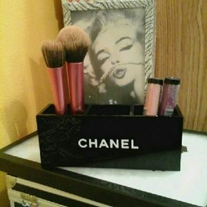 Other - Chanel makeup brush holder vanity organizer