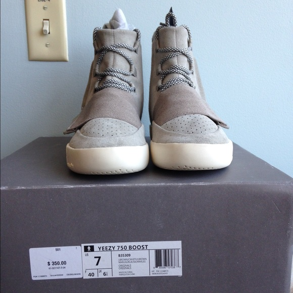 19ae190d508 Adidas original yeezy 750 boost. Listing Price   110